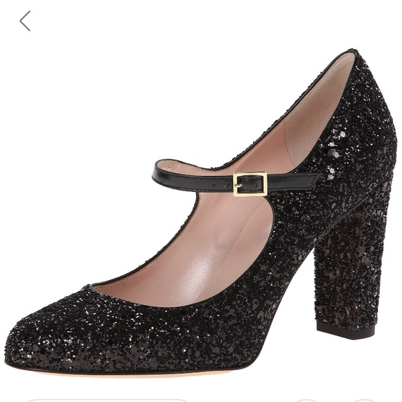 8a745acb4124 kate spade Shoes - Kate Spade New York Angelique Glitter Mary Jane